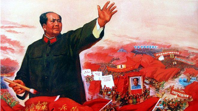 中国官媒沉默一天 深夜发文再次否定文革图片