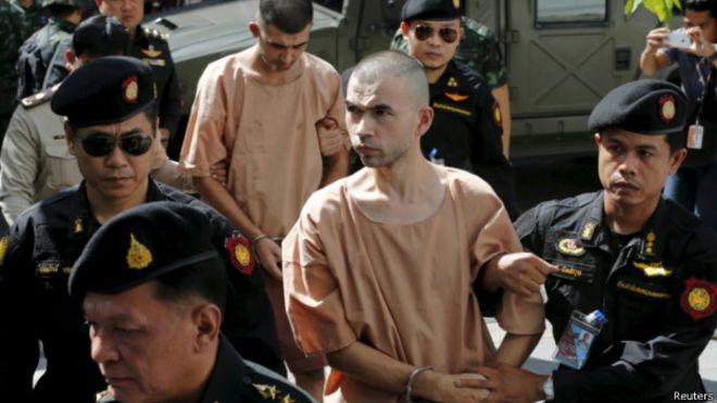 曼谷爆炸案:法庭为维吾尔被告指派翻译