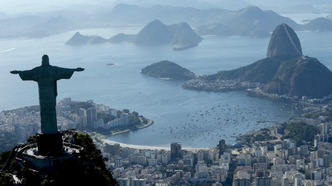 Los Juegos en Río de Janeiro