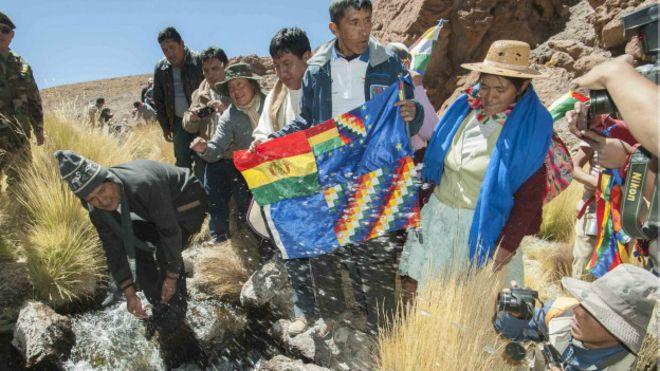 Chile demanda a Bolivia en La Haya por el acceso al disputado río Silala