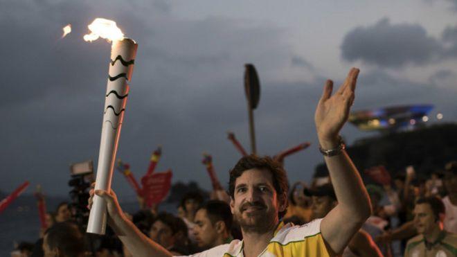 الألعاب الاولبية ريو دي جانيرو 2016