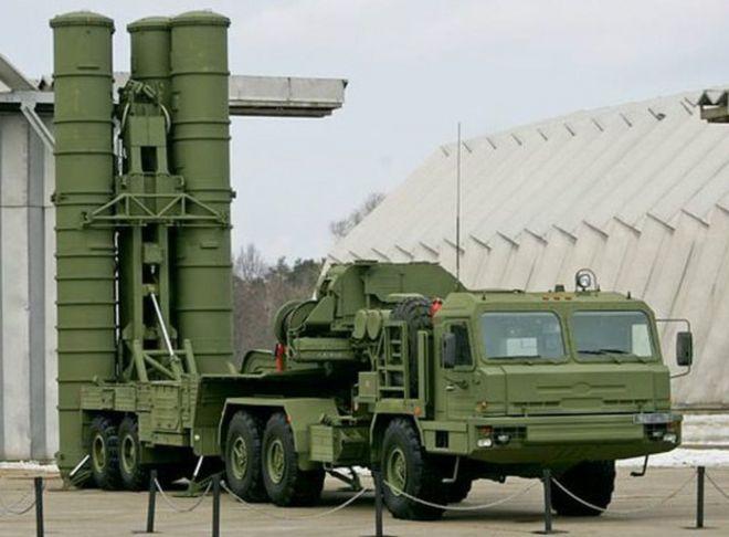 俄军在克里米亚部署最先进防空导弹系统