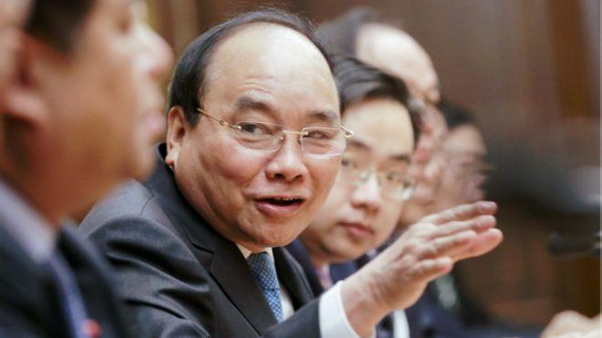 Ông Nguyễn Xuân Phúc