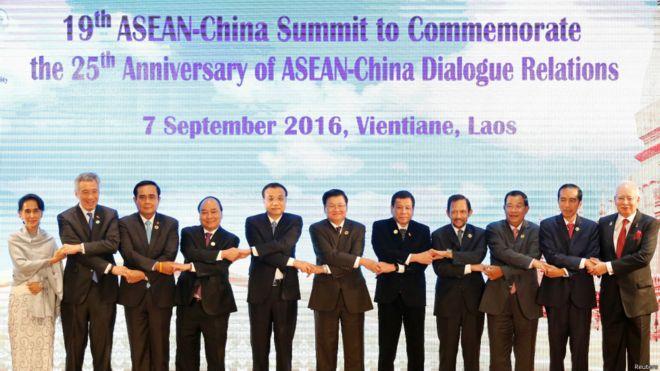 东盟峰会声明温和 促就南海争端保持克制