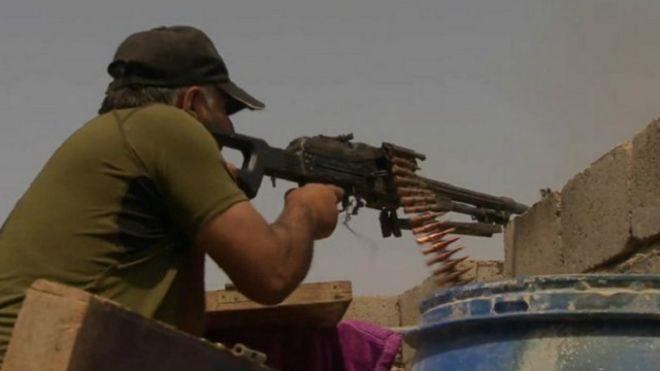 'मोसुल सहरमा सैन्य कारबाही शुरु'