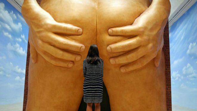 Patung pantat