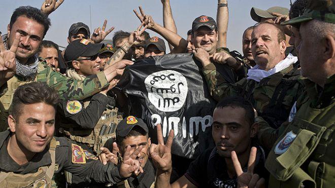 التايمز: البيشمركة يضحكون في وجه انتحاريي تنظيم الدولة