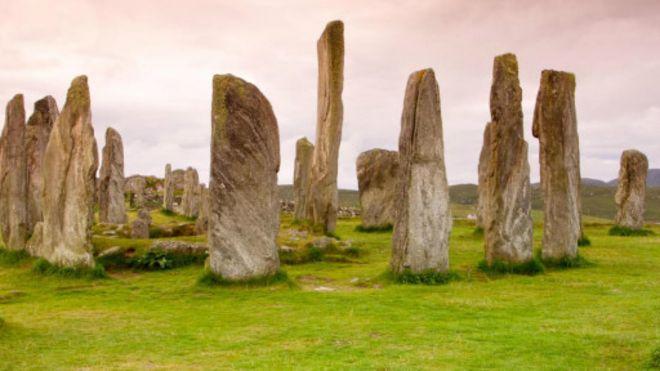 苏格兰圆形巨石阵的神秘起源