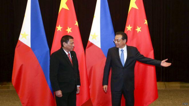 拿出支票本 中国展开金钱外交