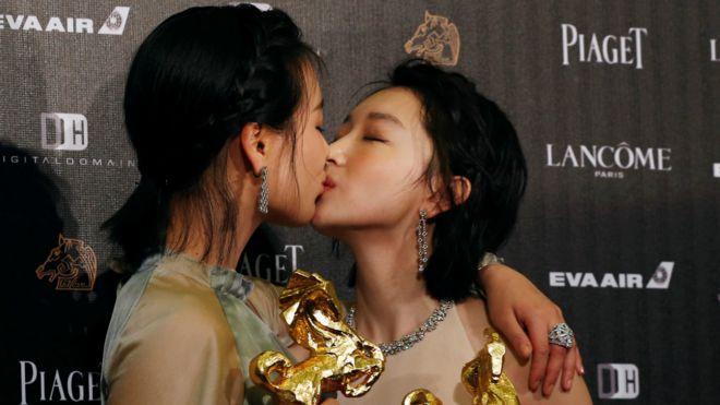 中國電影橫掃台灣金馬獎引兩岸網民議論