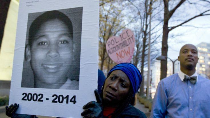 Tamir Rice murió en 2014 por un disparo de un policía en Cleverland.