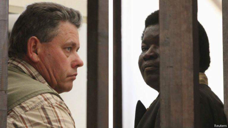 Acusados en Zimbabue