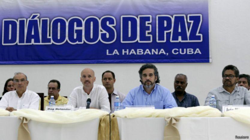 Delegación FARC