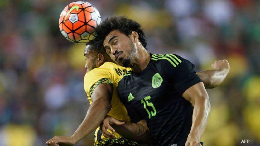 Final de la Copa Oro 2015. México derrotó a Jamaica