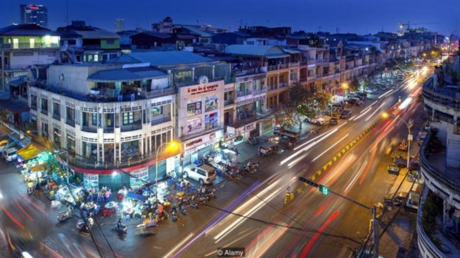 金边:摆脱残酷历史的新兴城市