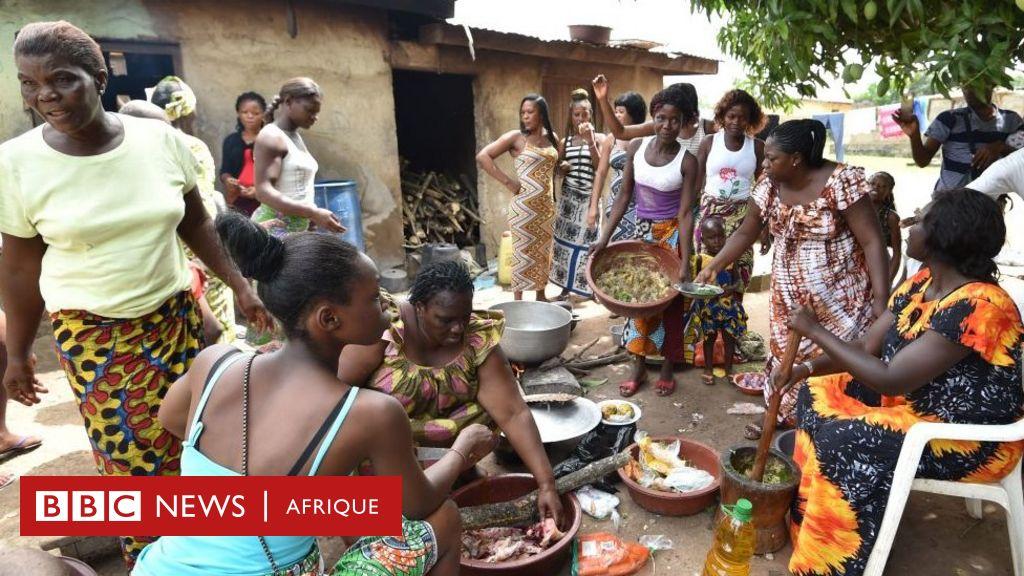 Côte-d'Ivoire: Pâques chez les Baoulé