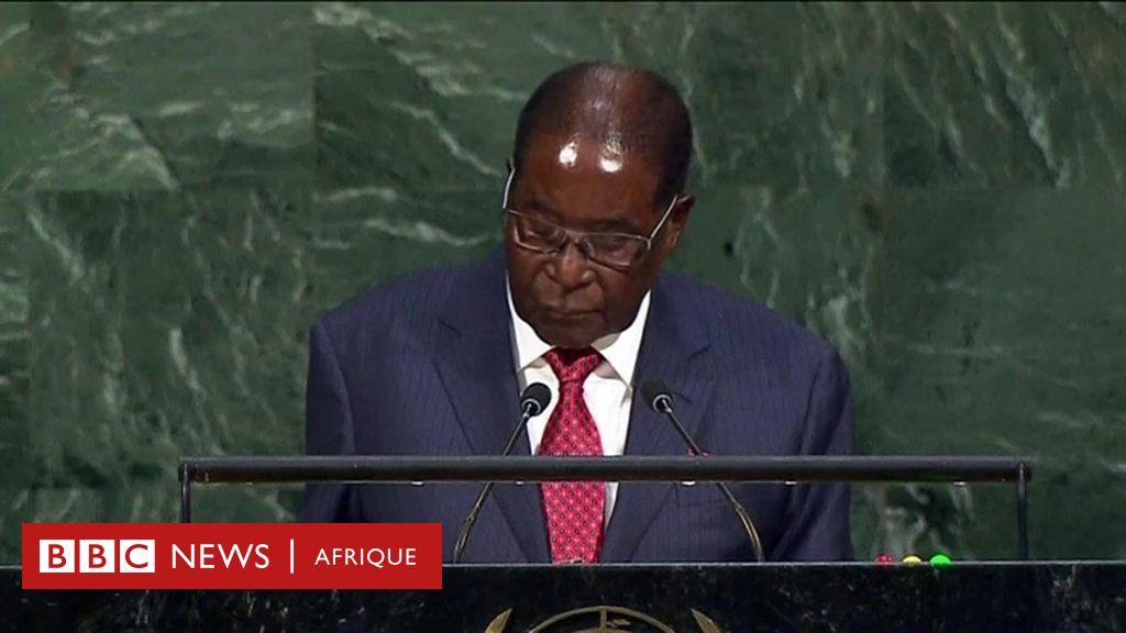Quand Robert Mugabe donne des leçons de démocratie à Donald Trump