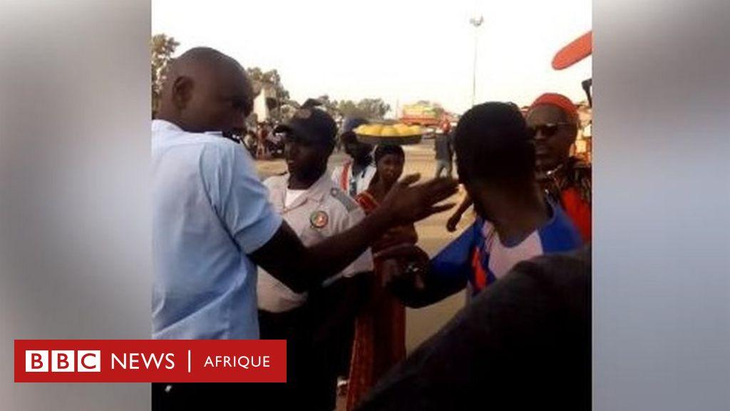 """Sénégal : un policier sanctionné pour une gifle """"gratuite"""""""