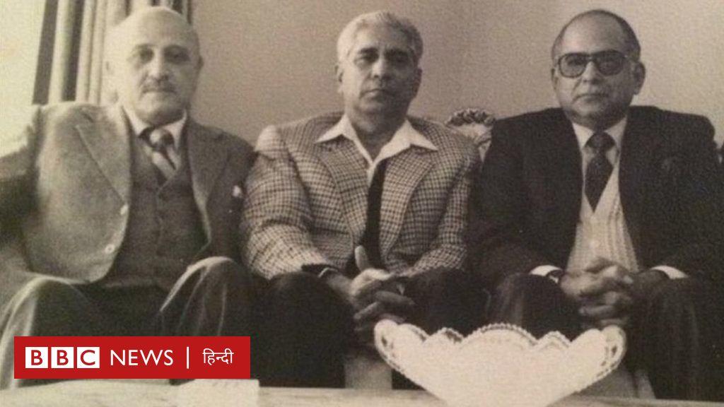 #70yearsofpartition: तीन मुसलमान और एक हिन्दू- विभाजन पर भारी - BBC हिंदी