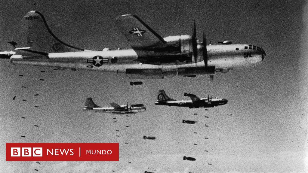 """""""Bombardeamos todo lo que se movía"""", los ataques aéreos masivos que explican el histórico rencor de Corea del Norte hacia Estados Unidos"""