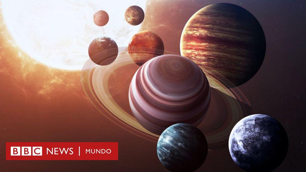 ¿Cuáles son los verdaderos colores de los planetas? - BBC ...