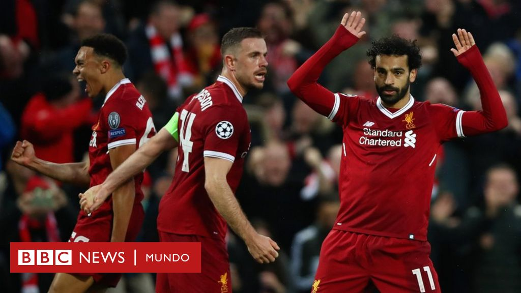 La goleada del Liverpool no termina de rematar a la Roma en la ida de semifinales de la Champions