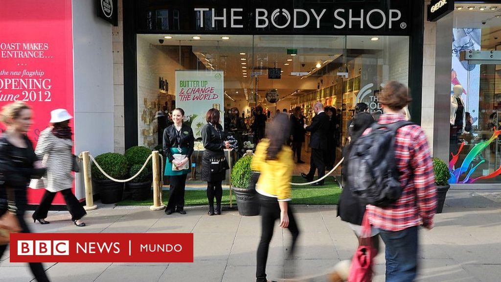 The Body Shop: ¿por qué está fracasando la tienda pionera de productos cosméticos naturales?