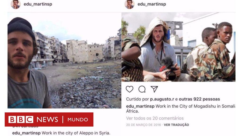 Cómo se derrumbó la historia de un falso fotógrafo de la ONU que engañó a periodistas, mujeres y miles de seguidores en Instagram
