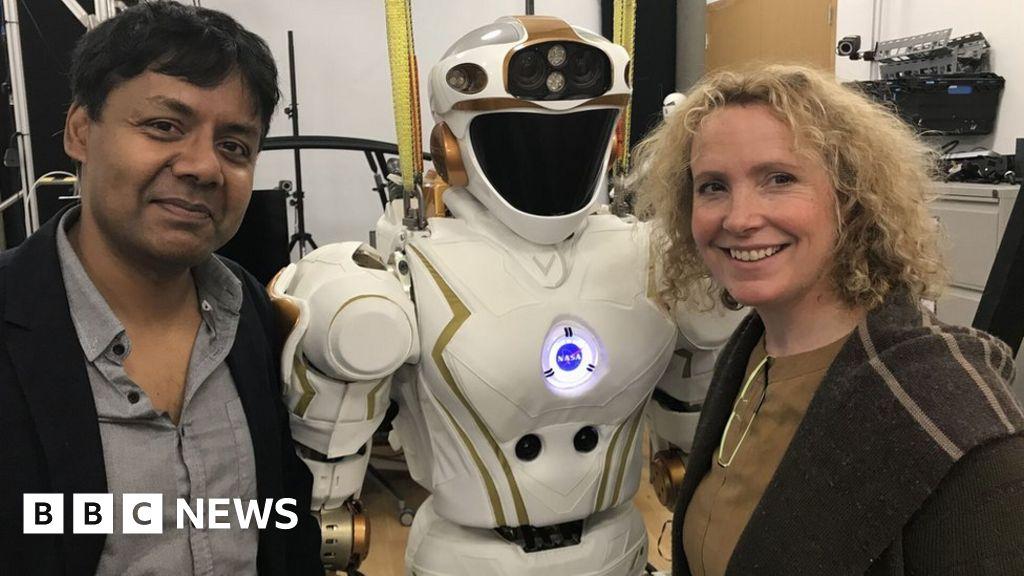 Edinburgh team helping to design robots for Mars