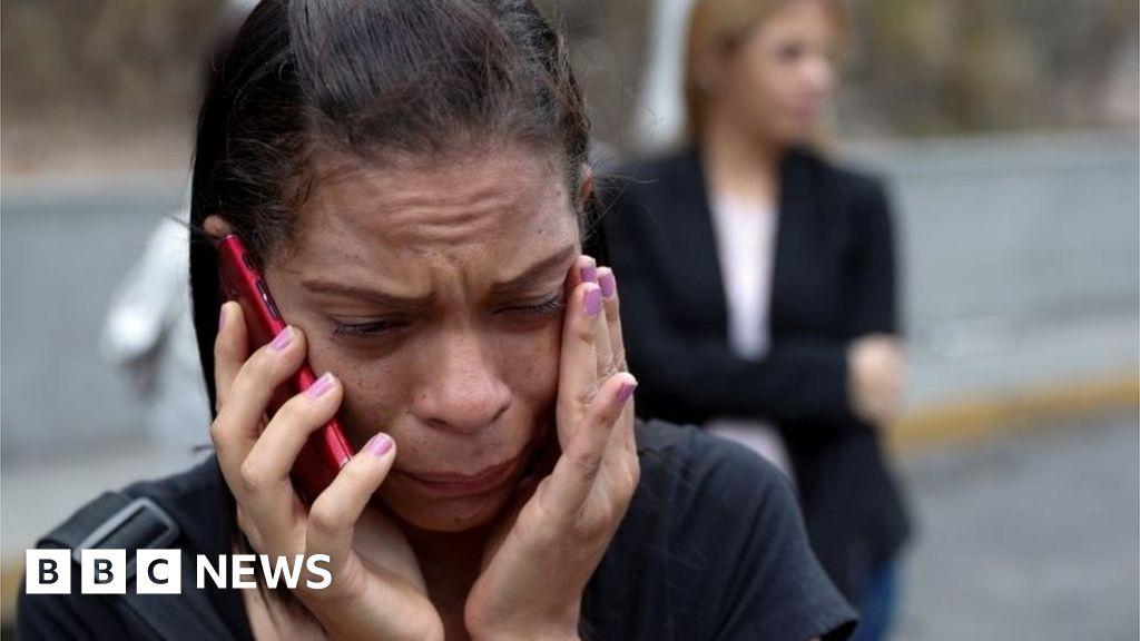 101606800 8ec01522 c061 48fe b59a 7f6bd861596e - Political prisoners'insurrection' in Venezuela