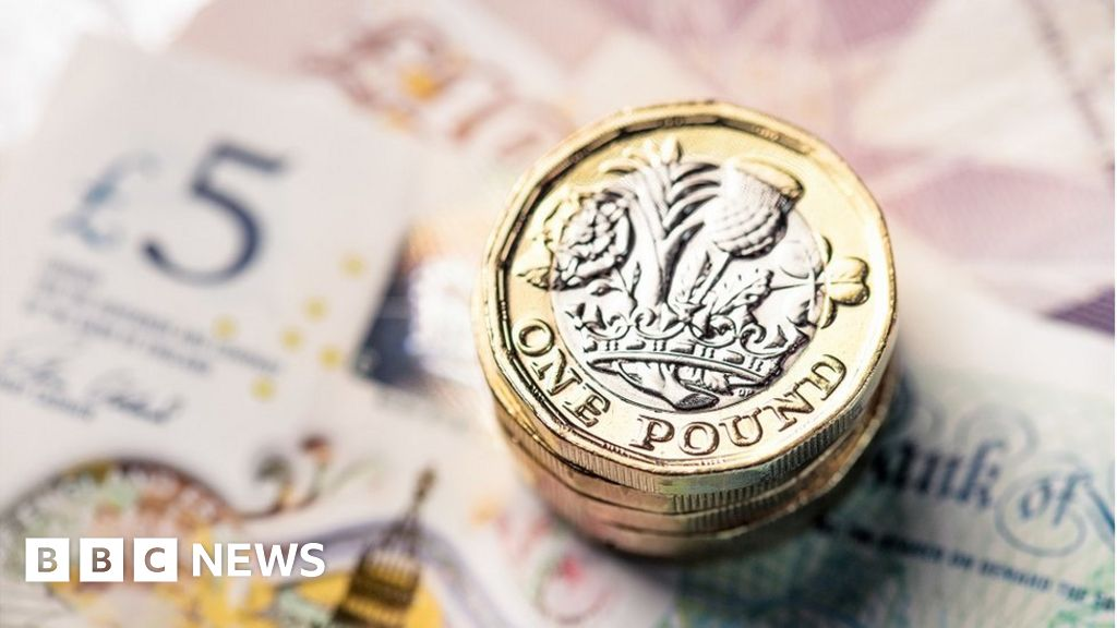 Pound's strong run continues with push above $1.43