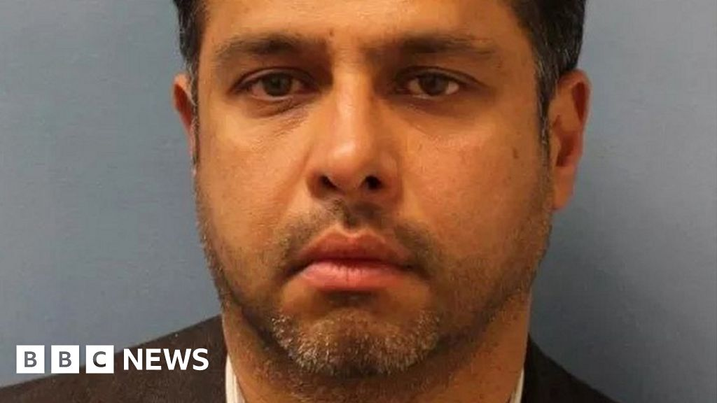 Maserati driver who crashed into police officers jailed