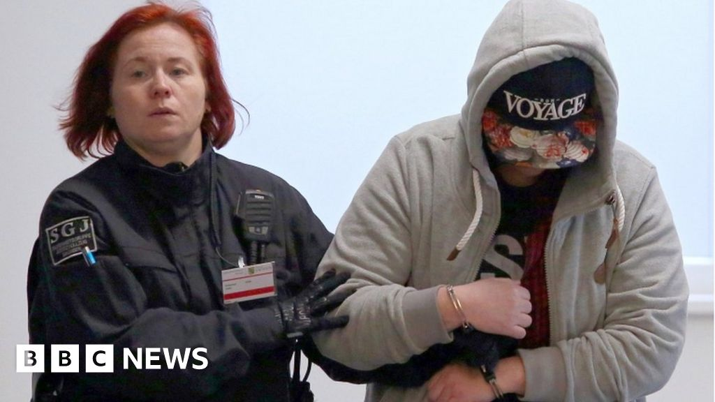German far-right terror group members jailed for attacks