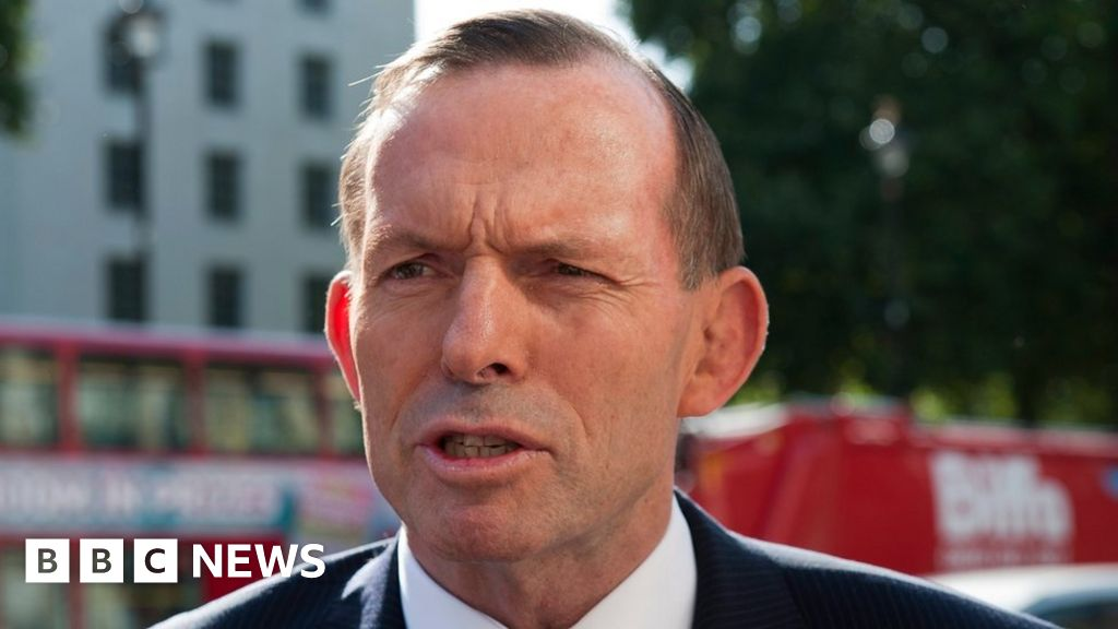 Man pleads guilty to Tony Abbott head-butt