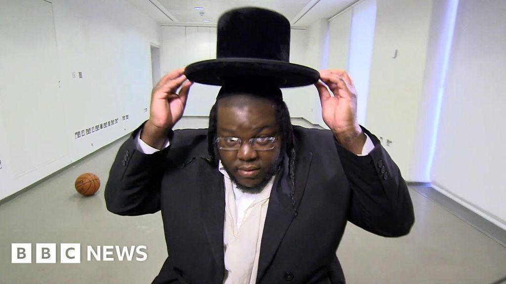 Gangster rapper Nissim Black on becoming an Orthodox Jew