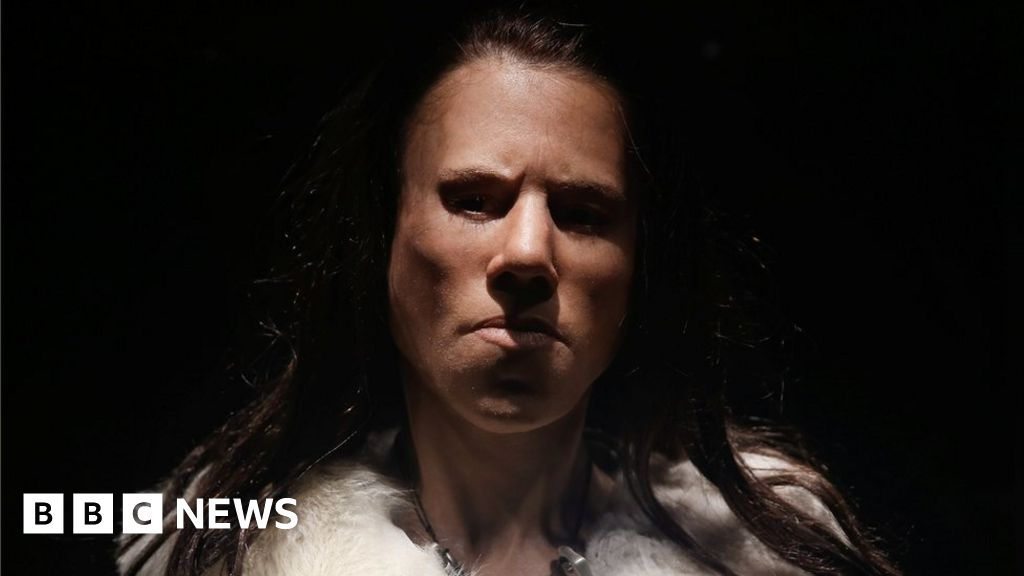 Face of 9,000 year-old teen girl recreated