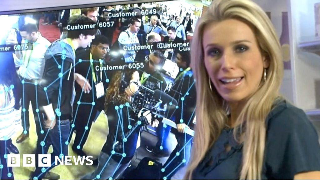 CES 2018: Food store AI sees what you put in basket