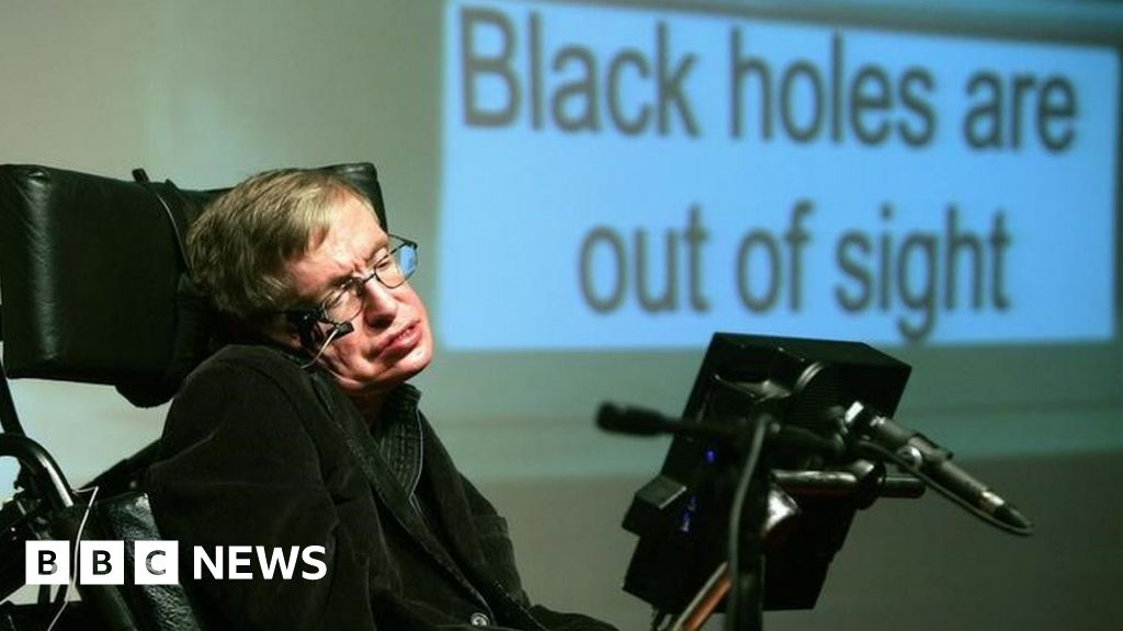Obituary: Stephen Hawking