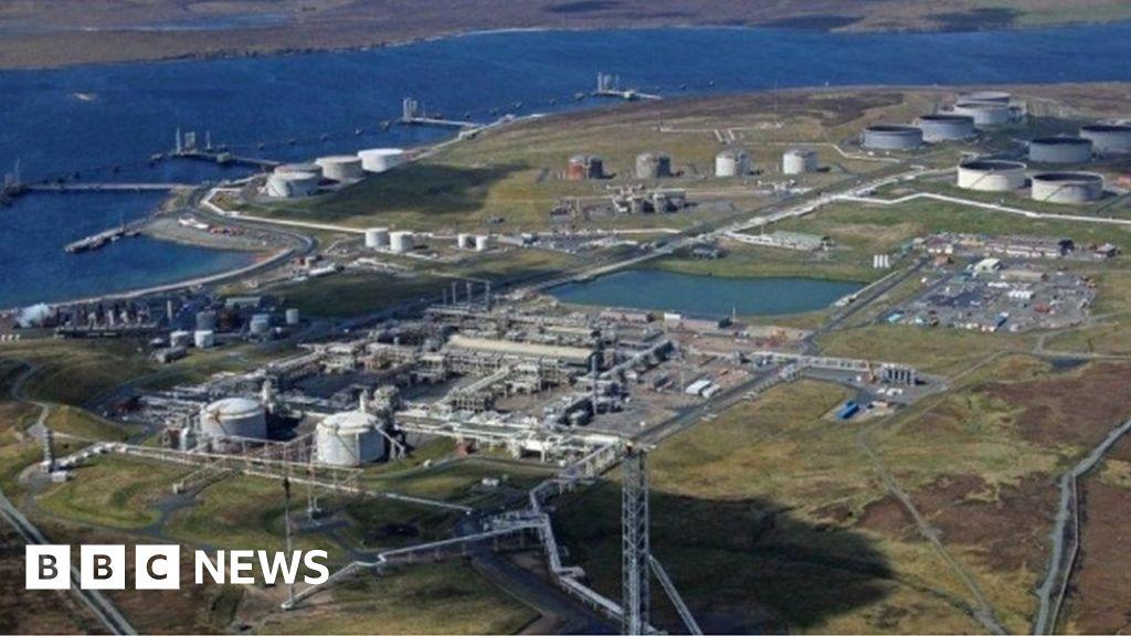 bp scraps sullom voe gas processing plant plans