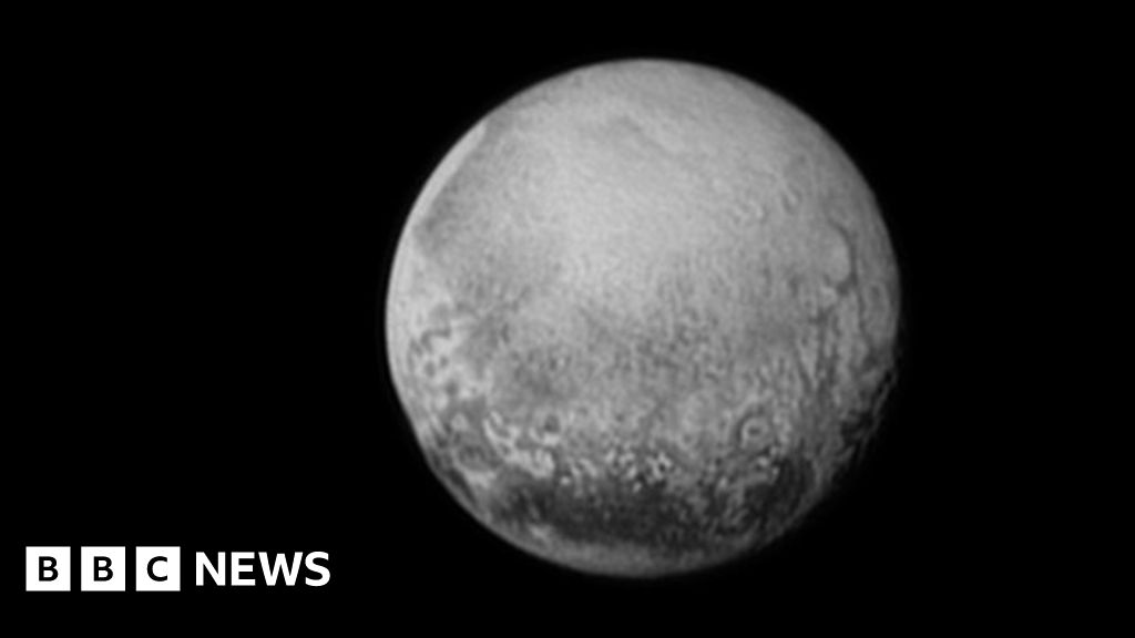 Discovery Of Pluto: Pluto Discovered To Be A 'little Larger Than Anticipated