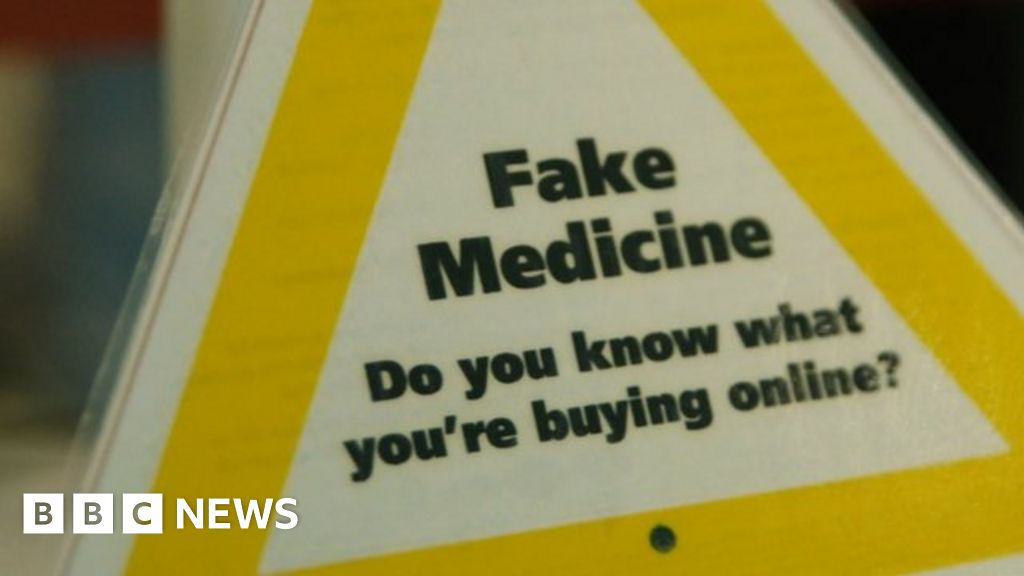 Fake viagra dangers