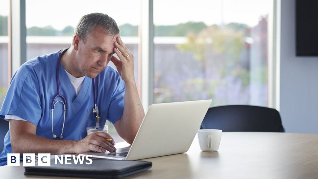 Welsh NHS computer issue affects GPs