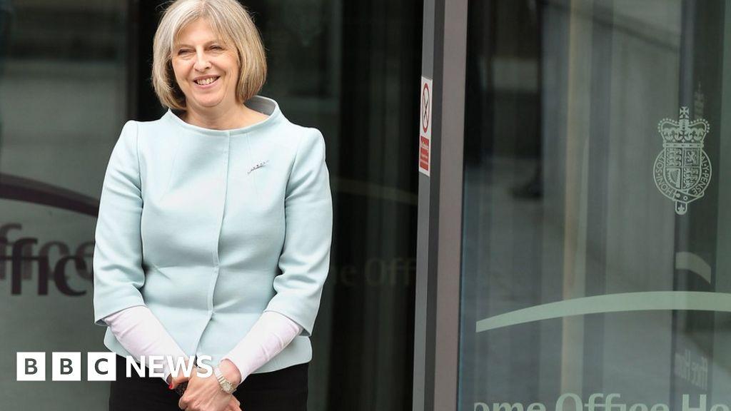 Theresa May Home Office Record