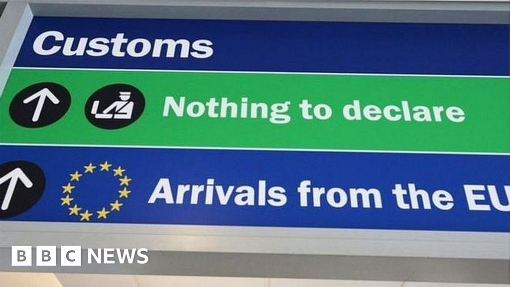 CBI calls for UK to remain in a customs union with EU
