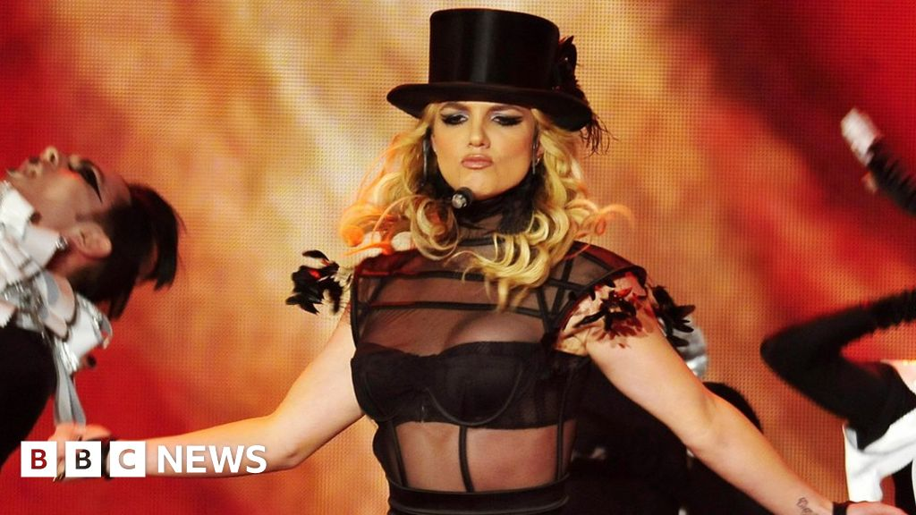Britney Spears to play Brighton Pride... and Scarborough