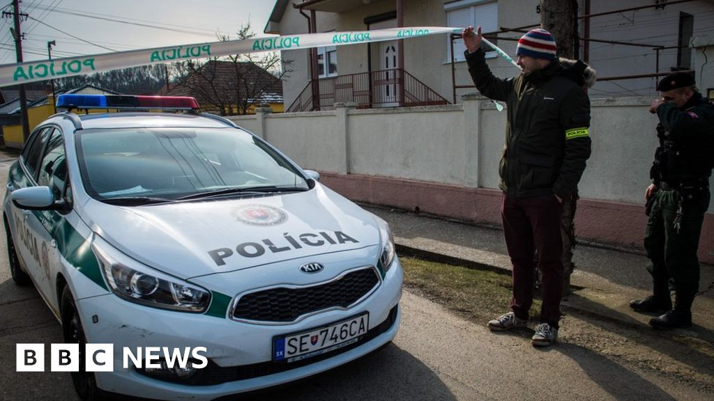 Slovakia shocked by killing of journalist and partner