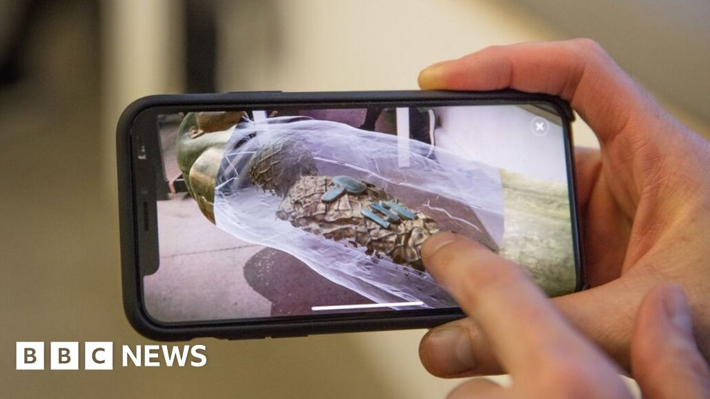 BBC launches first augmented reality app for Civilisations