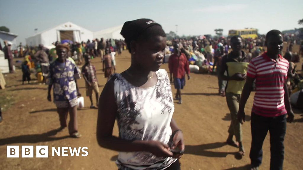 'I knew I had to get out' of DR Congo