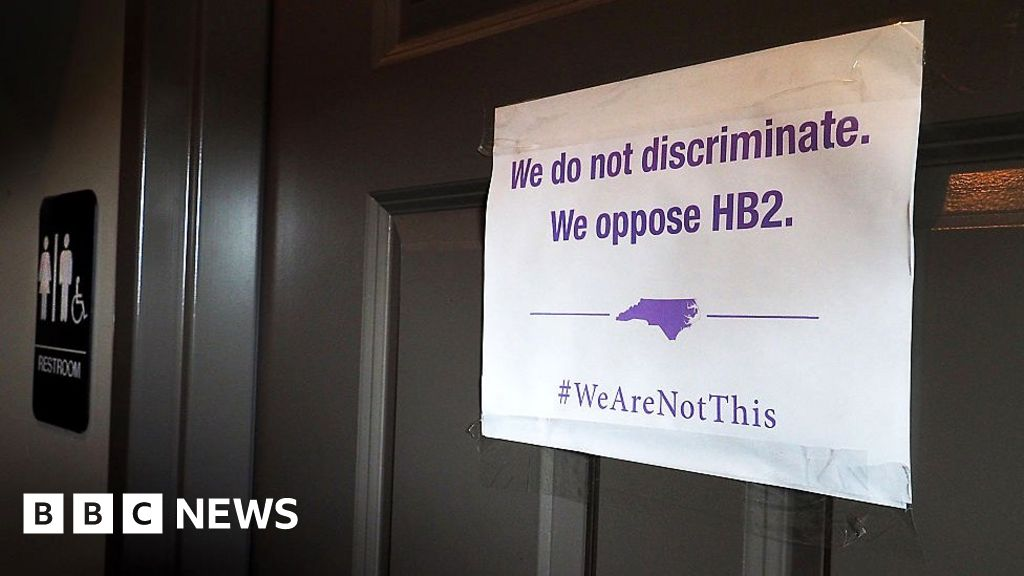Hb2 North Carolina Facing College Sports Boycott Over 39 Bathroom Bill 39 Bbc News