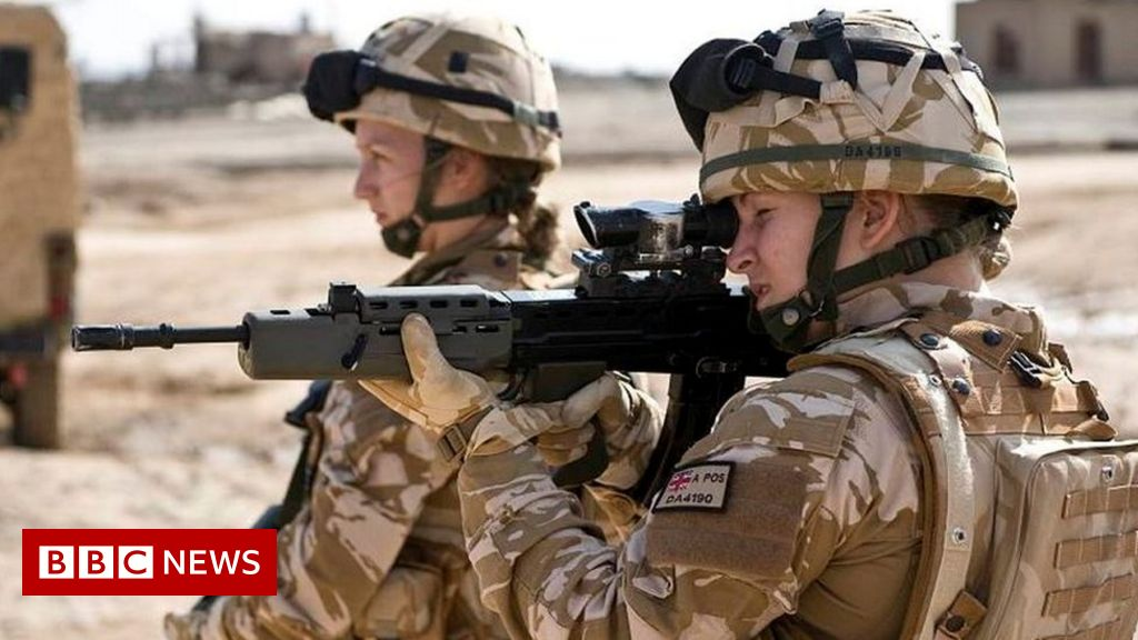 New Army advert 'promotes emotional support' for recruits